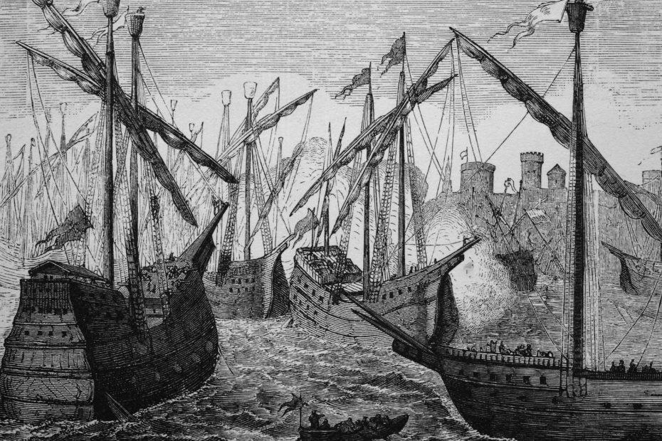 """Diskussion: War die Hanse Dänemarks """"Kolonialmacht""""?"""
