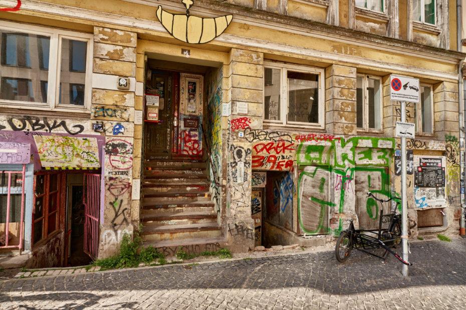 Gängeviertel: Wohnen